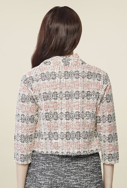 AND Multicolor Printed Jacket