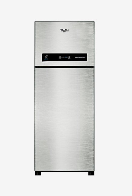Whirlpool PRO 355 ELT 3S 340 L Refrigerator (Silver)