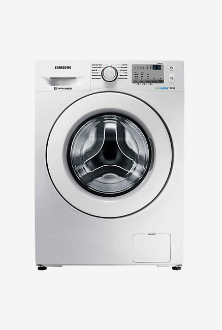 Samsung WW80J4213KW 8 kg Front Load Washing Machine  White