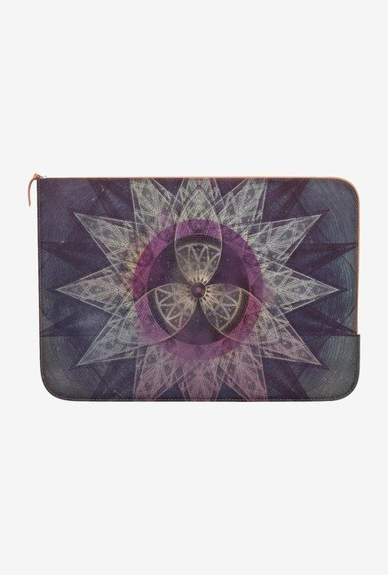 DailyObjects twwllvv myrk MacBook Pro 15 Zippered Sleeve