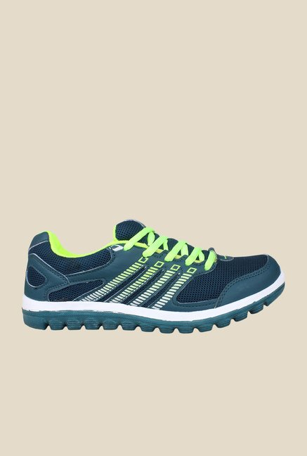 Columbus TBL-1 Sea Green Running Shoes