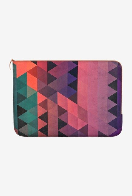 DailyObjects tryy cyty MacBook Pro 13 Zippered Sleeve