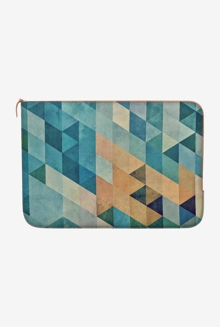 DailyObjects vyntyge pwwdyr MacBook Pro 13 Zippered Sleeve