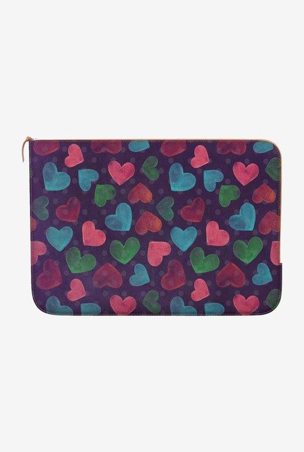 "DailyObjects Valentine Macbook Air 11"" Zippered Sleeve"