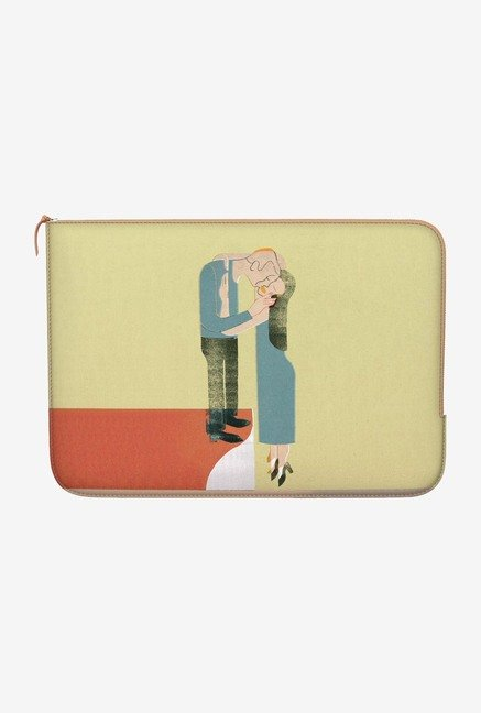DailyObjects Warm Embrace MacBook Air 13 Zippered Sleeve