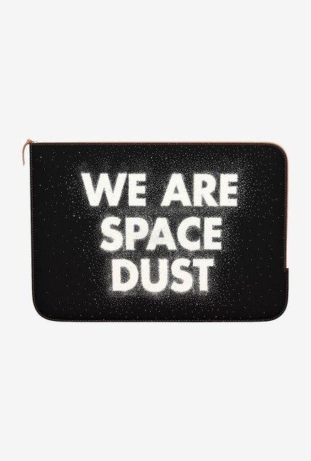 DailyObjects We R Space Dust MacBook Air 13 Zippered Sleeve
