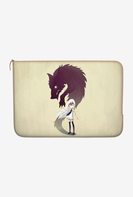 DailyObjects Werewolf Shadows Macbook Air 13 Zippered Sleeve