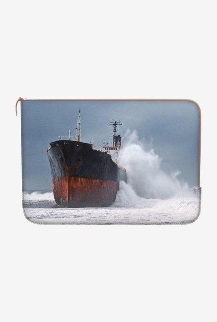 "DailyObjects Titanic Macbook Pro 13"" Zippered Sleeve"