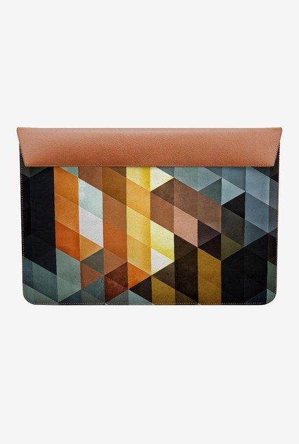 "DailyObjects Gyld Pyrymyd Macbook Air 11"" Envelope Sleeve"