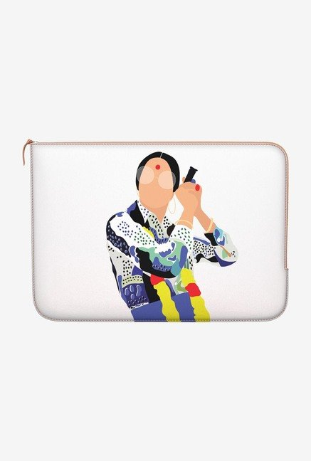 DailyObjects Zeenat Toke MacBook Pro 13 Zippered Sleeve