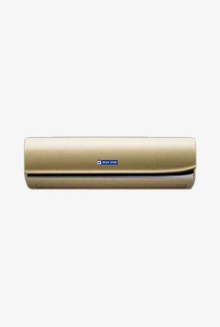Blue Star BI-5HW18ZAGTX 1.5 Ton 5 Star (2017) Split AC Copper (Gold)