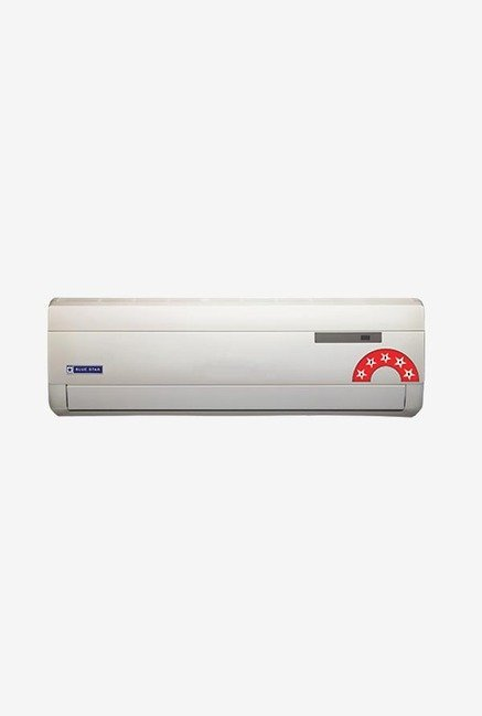 Blue Star 5HW12SAFX 1 Ton 5 Star Split AC (White)