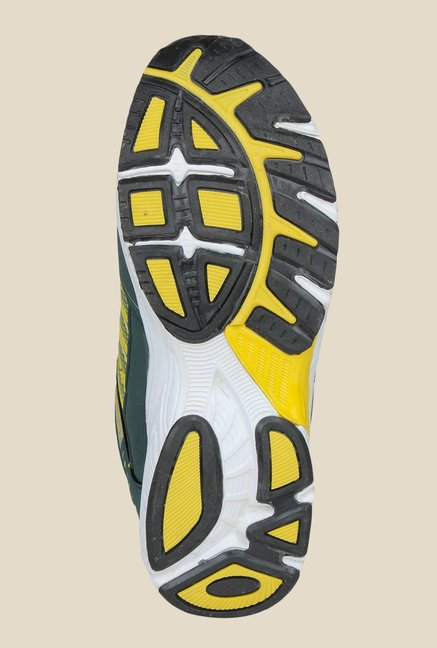 Columbus LD-002 Green & Yellow Training Shoes