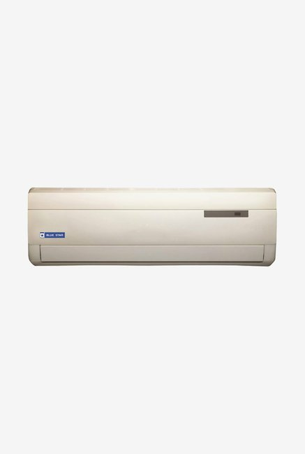 Blue Star 1.0 Ton 5 Star (2017) BI-5HW12SBU Split AC Copper (White)