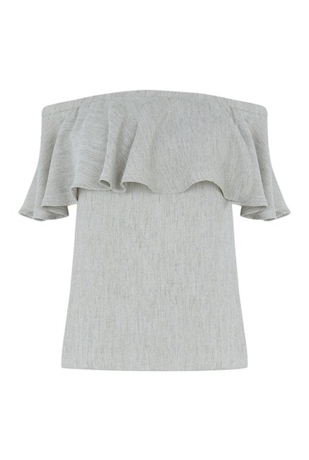 Warehouse Grey Solid Top