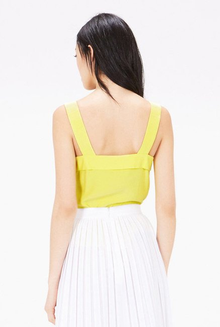 Warehouse Lime Solid Top