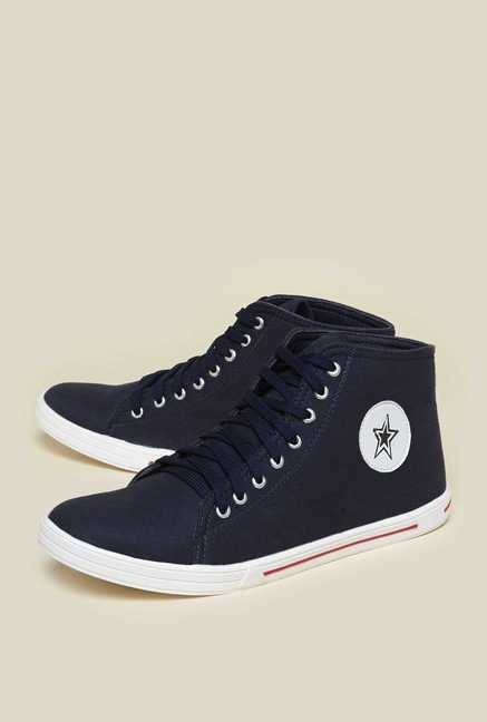 Zudio Navy Sneakers