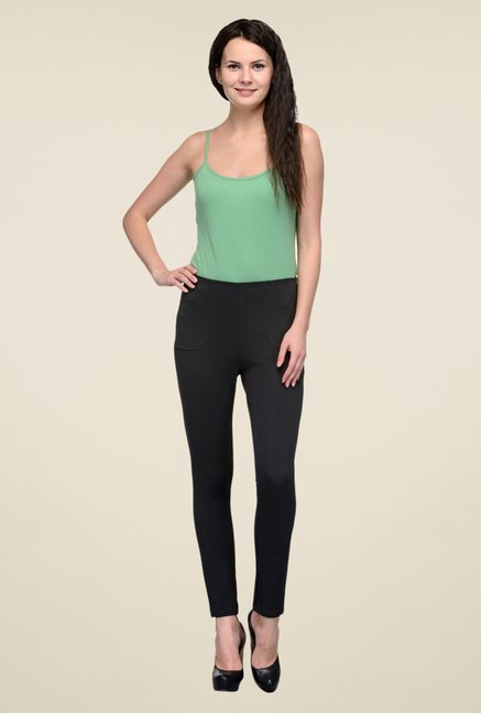 United Colors of Benetton Black Trouser