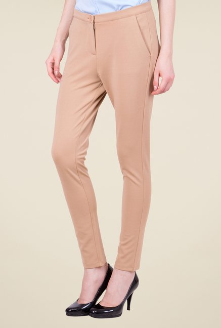 United Colors of Benetton Beige Trouser