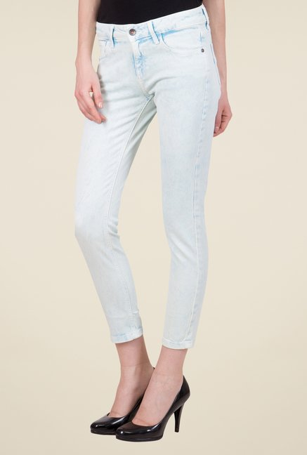 United Colors of Benetton Light Blue Jeans