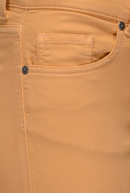 United Colors of Benetton Orange Jeans