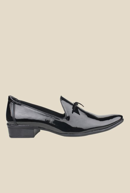 Pede milan Black Formal Moccasins