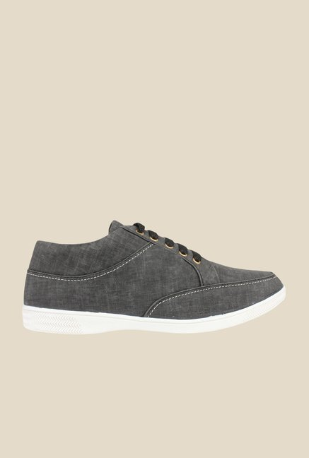 Pede milan Grey & White Sneakers