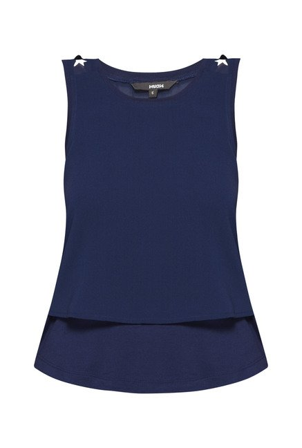 Nuon by Westside Navy Giny Top
