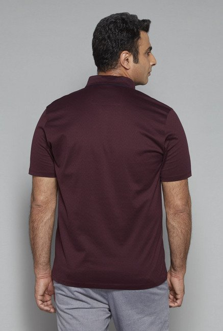 Oak & Keel by Westside Wine Polo T Shirt