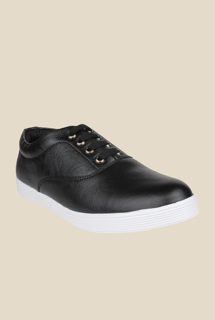 Pede milan Black & White Sneakers