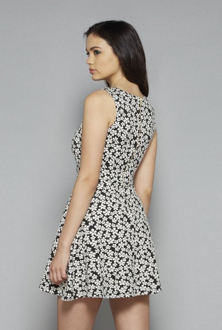 Nuon by Westside Black Steffiny Dress