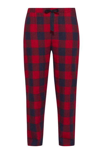 Intima by Westside Red Checks Pyjama