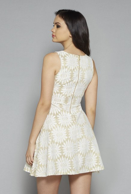 Nuon by Westside White Steffiny Dress