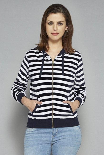 LOV by Westside Navy Megan Jacket