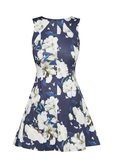 Nuon by Westside Navy Merc Dress