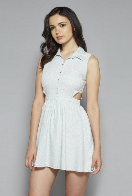 Nuon by Westside Blue Riva Dress