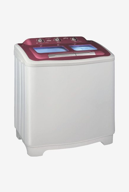 Godrej GWS 7002 PPC 7 kg Washing Machine (White)