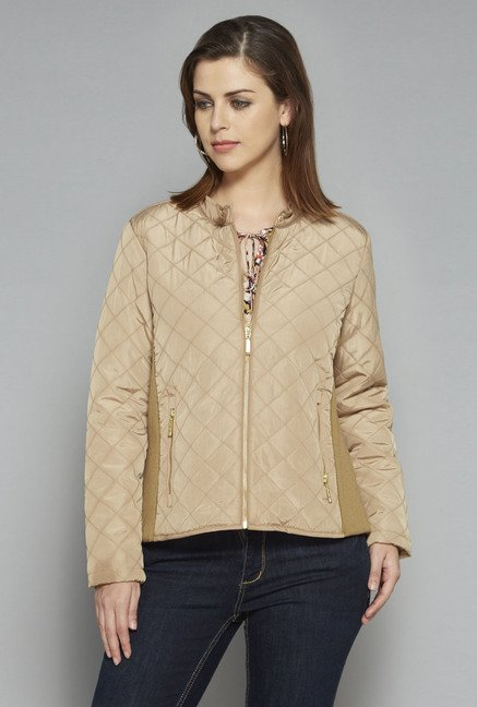 LOV by Westside Beige Manny Jacket