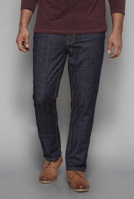 Oak & Keel by Westside Navy Raw Denim Jeans
