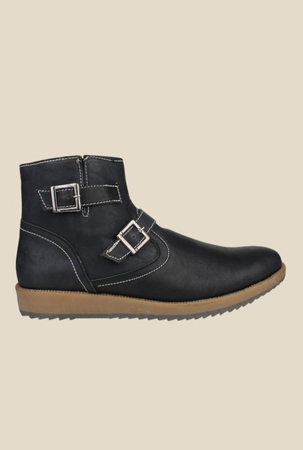 Pede milan Black Casual Boots