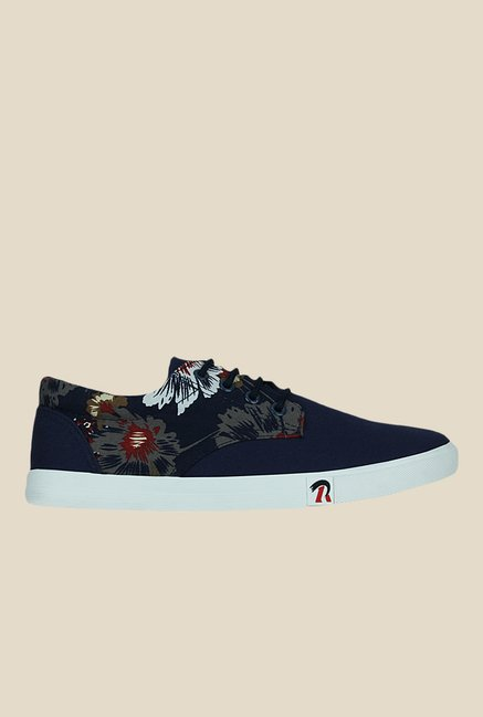 Get Glamr David Navy Sneakers