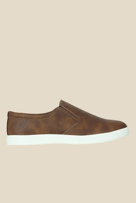 Get Glamr Martin Brown Sneakers
