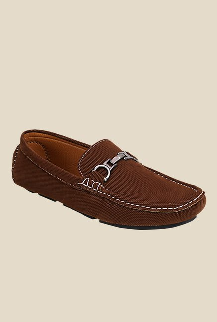 Get Glamr Charles Brown Loafers