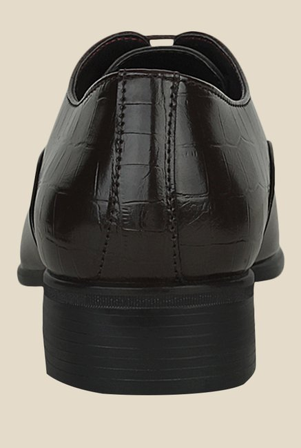 Get Glamr Jonas Brown Derby Shoes