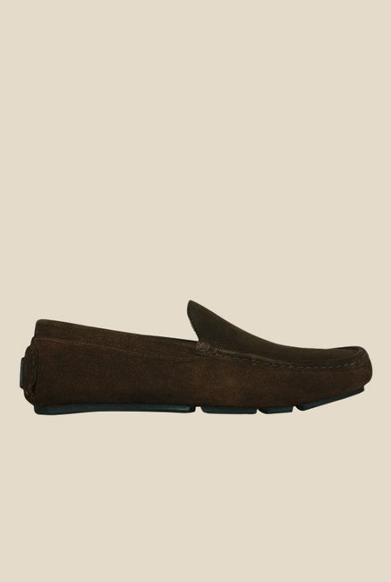 Get Glamr Chris Tan Loafers