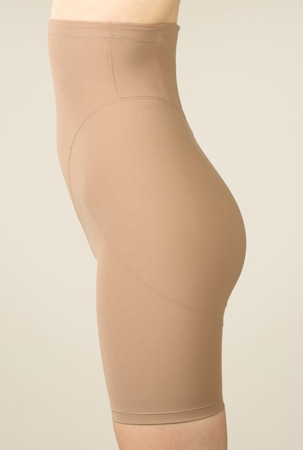 Triumph Tan Solid Shapewear