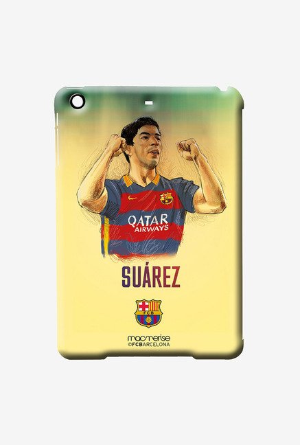 Macmerise Illustrated Suarez Pro Case for iPad Air