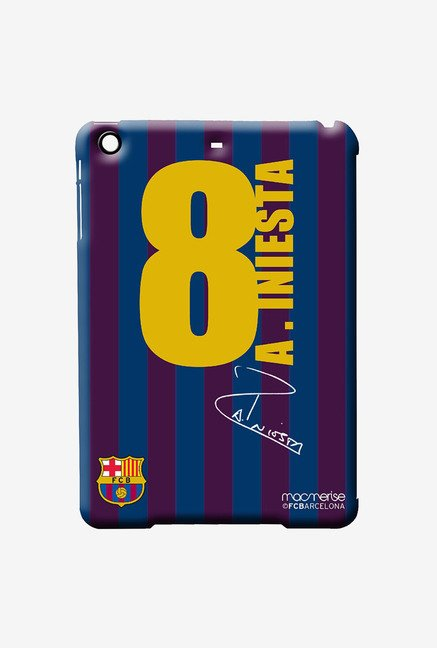 Macmerise Jersey Iniesta Pro Case for iPad 2/3/4