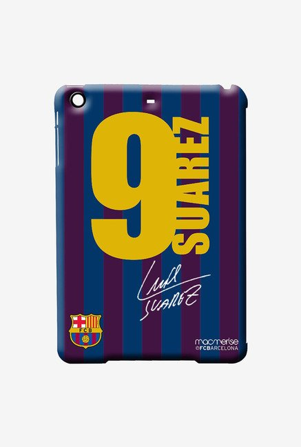 Macmerise Jersey Suarez Pro Case for iPad Air