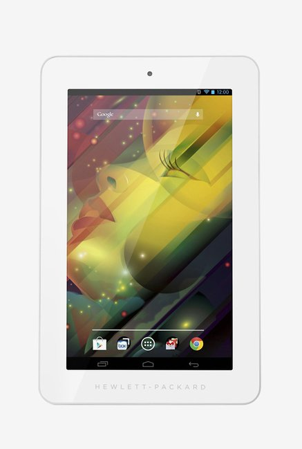 HP 7 Plus 7 Inch 8 GB Tablet (Silver)